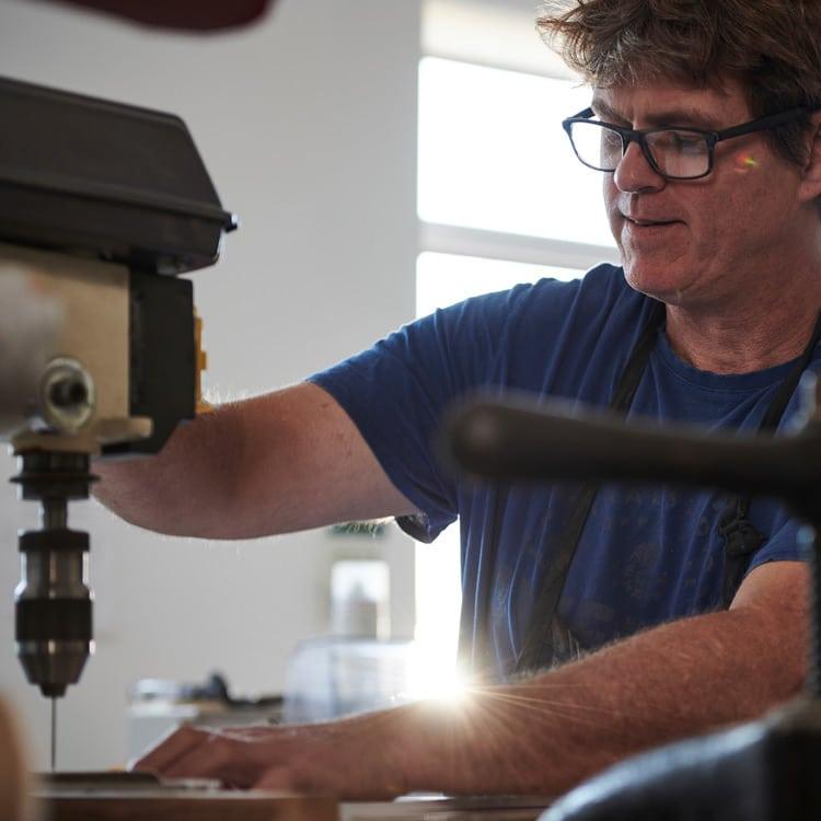 On-site craft bindery