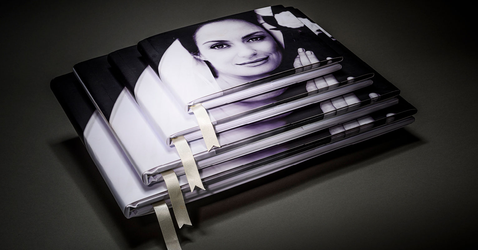 Booked Images Luxury Photo Books